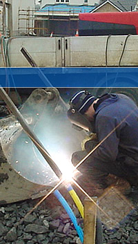 Plant Maintenance, Welding, Mobile Servicing, Hydraulic Refurbishment